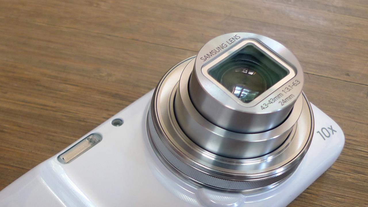 Samsung Galaxy S4 zoom im Test: Mehr Digitalkamera als Smartphone