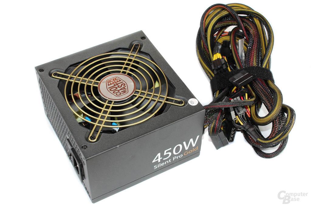 Cooler Master Silent Pro Gold 450 Watt