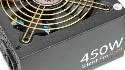 Cooler Master Silent Pro Gold 450 Watt im Test: Sparsam, solide, preiswert.