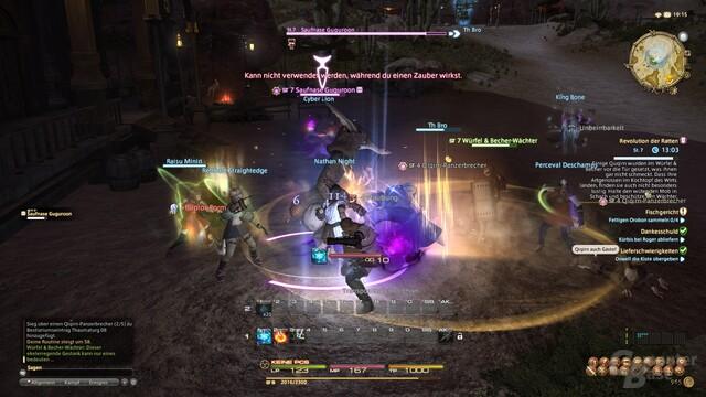 Final Fantasy XIV: ARR in der Vorschau