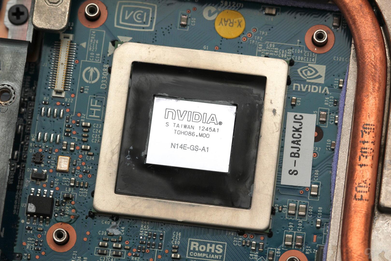 GeForce GTX 770M auf MXM-Modul
