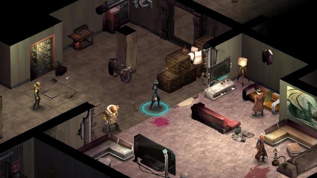 Shadowrun Returns im Test: Kickstarter-Neuauflage eines Klassikers