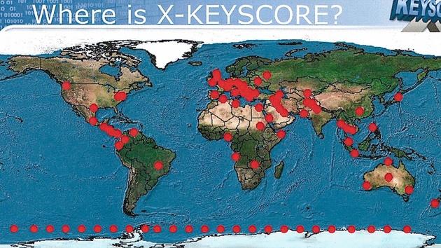XKeyscore: Internet in Echtzeit komplett überwacht
