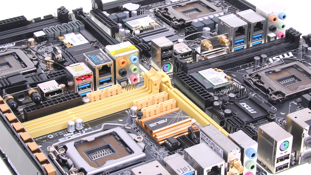 4 × Mini-ITX für Haswell im Test: ASRock, Asus, Gigabyte & MSI auf 289 cm²