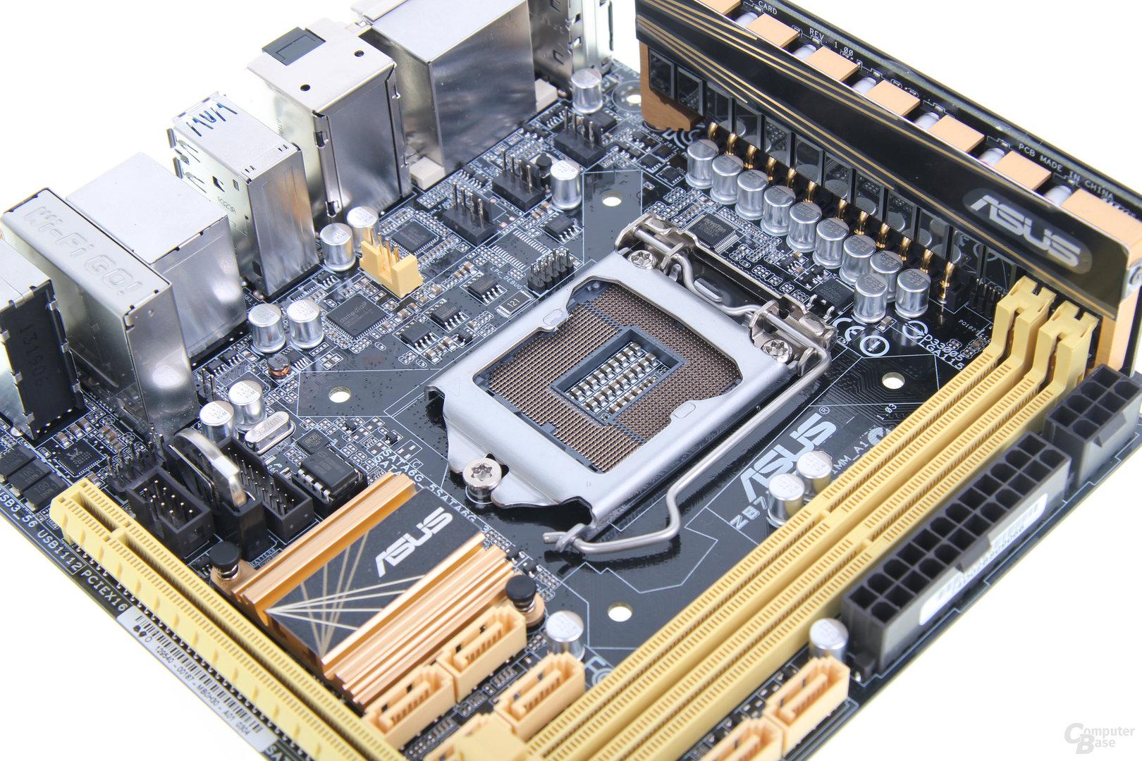 Asus Z87I-Pro - PCB
