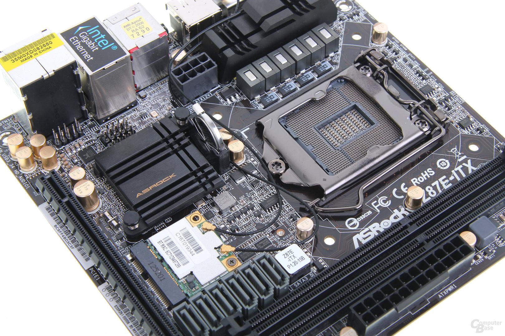 ASRock Z87E-ITX - PCB