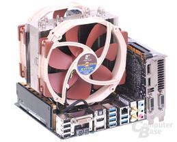 Potentes Mini-ITX-System