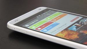 HTC One mini im Test: Klein und kein waschechtes One