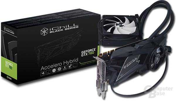 Inno3D iChill Black GTX 780 Accelero Hybrid