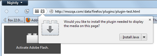 Firefox 23