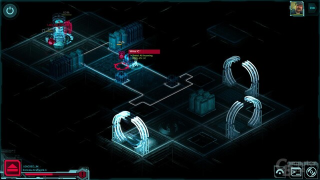 Shadowrun Returns – Gleiches Spielprinzip, andere Optik: Die Matrix