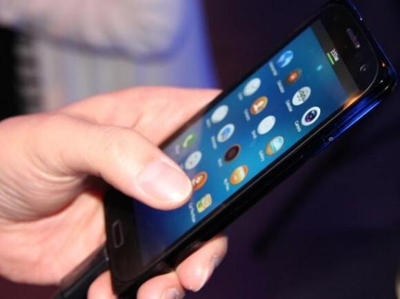 Samsung Tizen-Prototyp