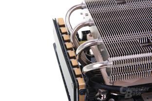 Alternativkühler auf Asus Z87I-Pro