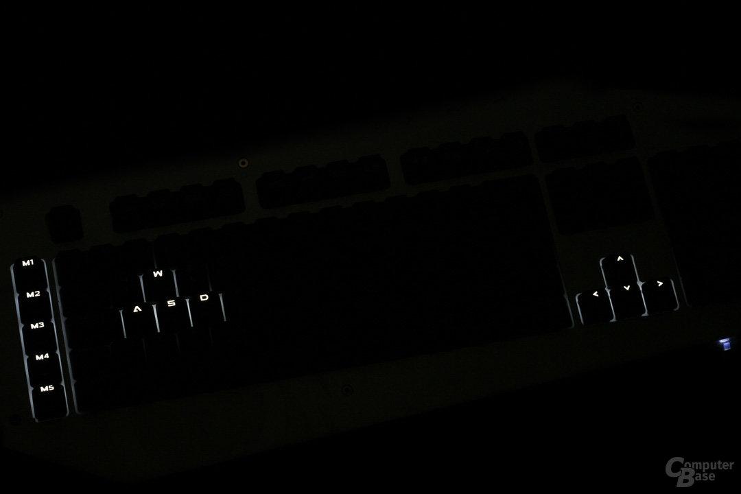 CM Storm Mech – Gaming-Beleuchtung
