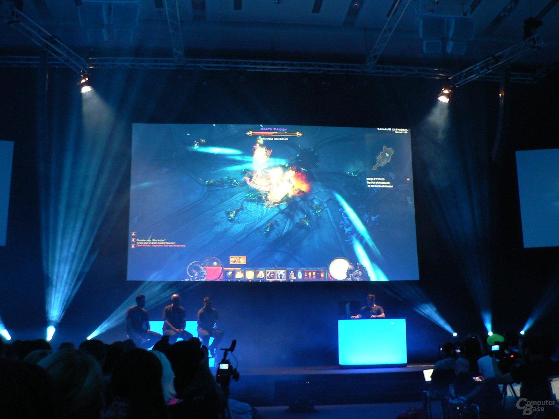 Gamescom 2013 - Blizzard Pressekonferenz