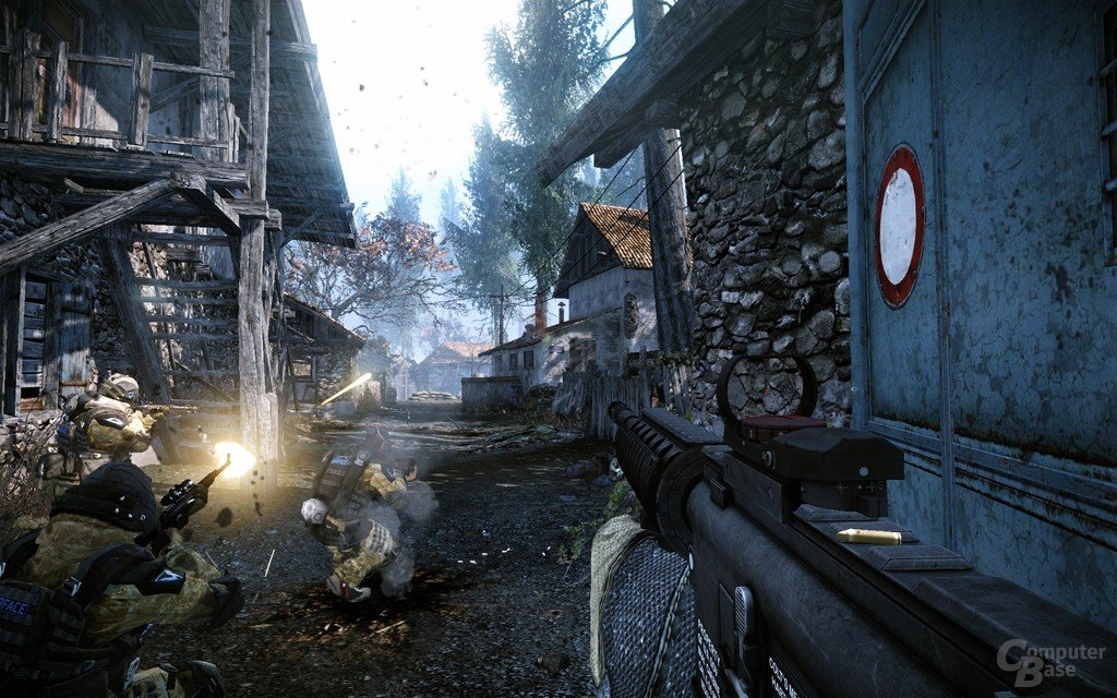 Warface: Balkan Setting