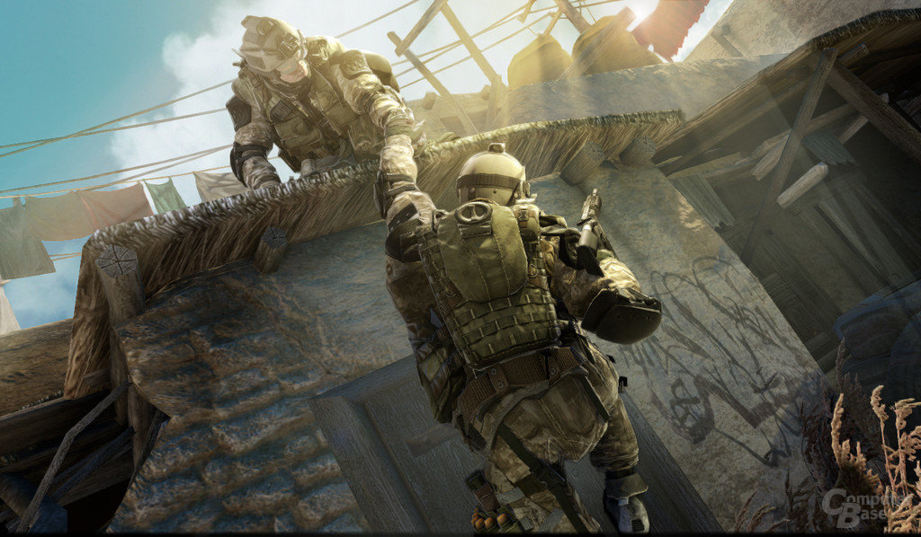 Warface: Special Move Climb