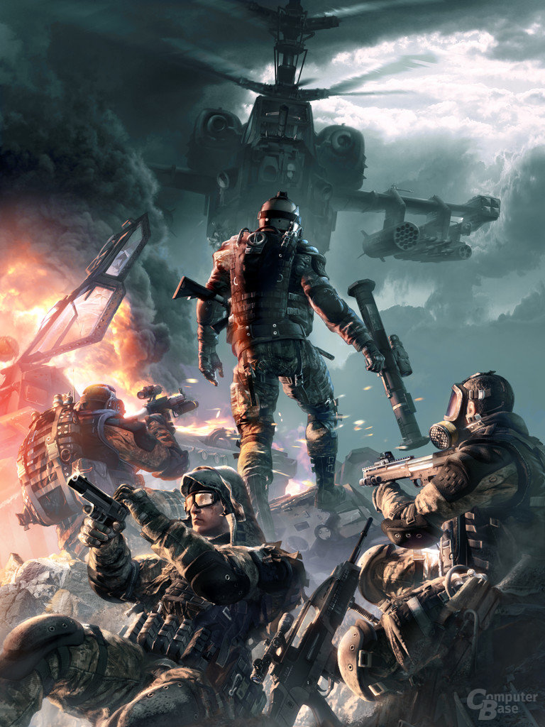 Warface: Warface Artwork