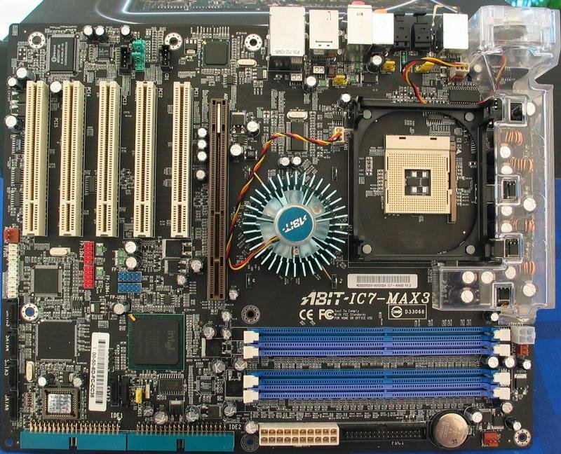 ABIT IC7-MAX3
