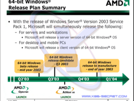 AMD verrät Microsofts Pläne