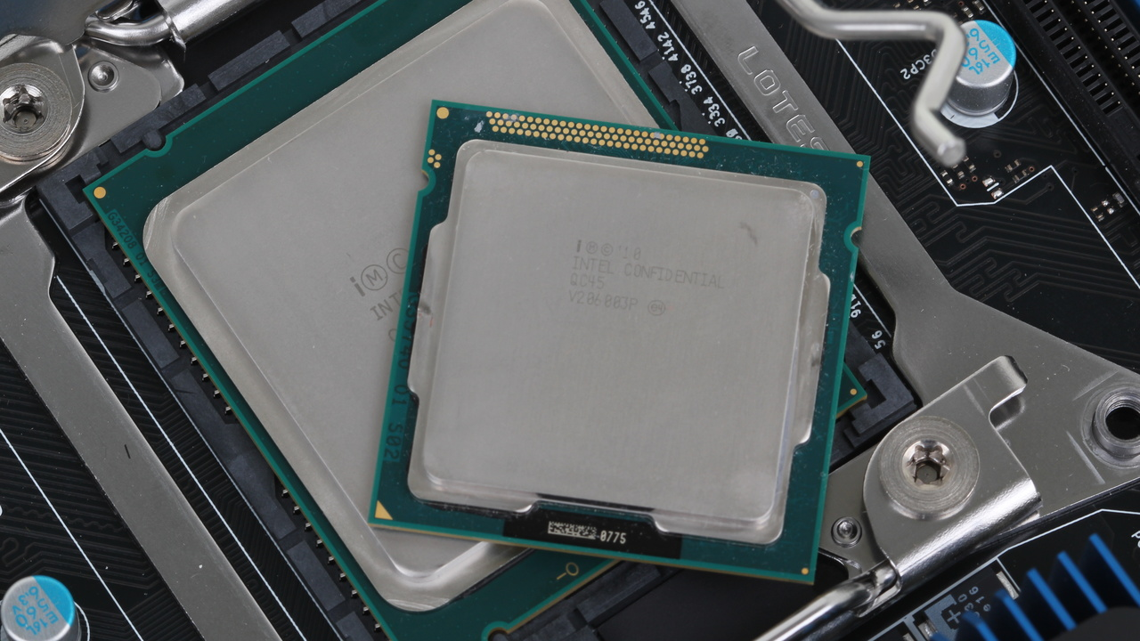 Intel Core i7-4960X im Test: Pflichtprogramm. Keine Kür.
