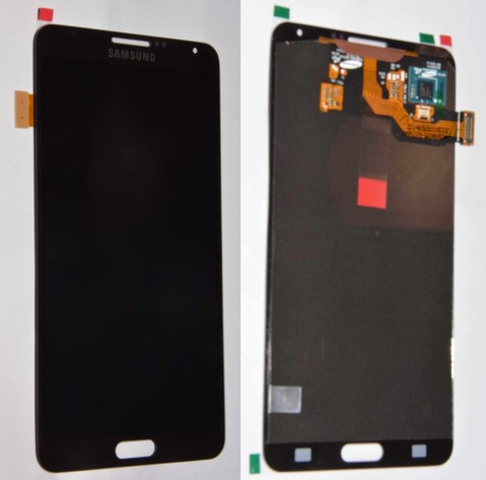 Display des Samsung Galaxy Note III