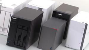 Sechs NAS-Systeme im Test: Asustor, Buffalo, QNAP, Synology und Thecus im Vergleich
