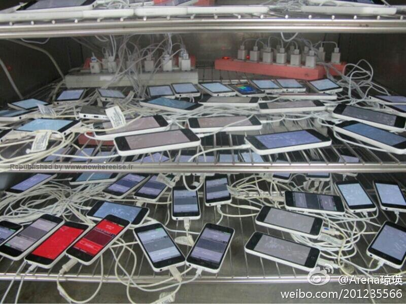 iPhone 5C bei Pegatron?