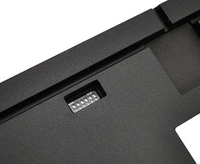 CODE Keyboard (DIP-Schalter)