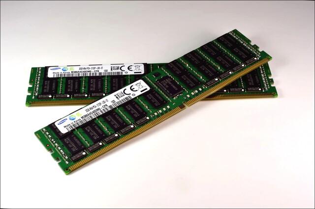 DDR4-Module von Samsung