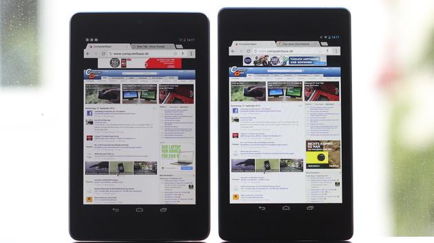 Google Nexus 7 (2013) im Test: Der schnellere Full-HD-Nachfolger