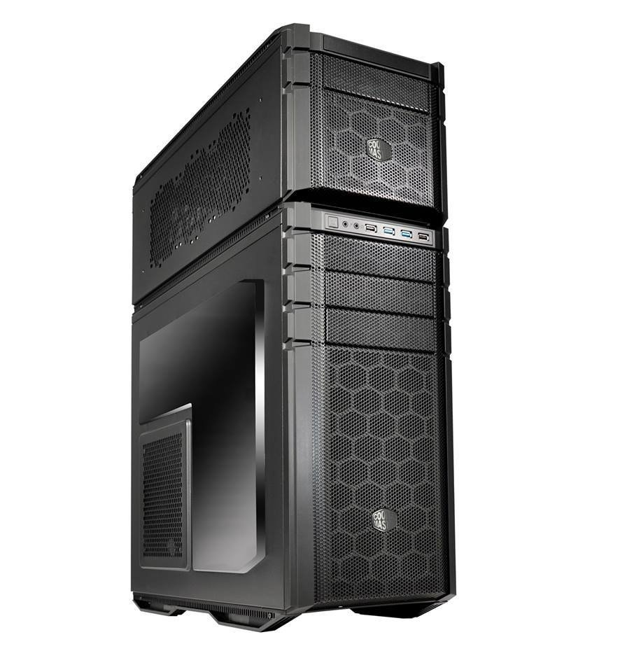 Cooler Master HAF Stacker Series
