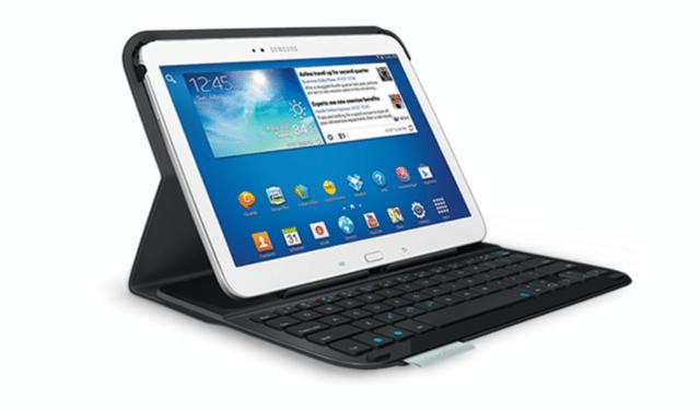 Logitech Ultrathin Keyboard Folio für Galaxy Tab 3 10.1