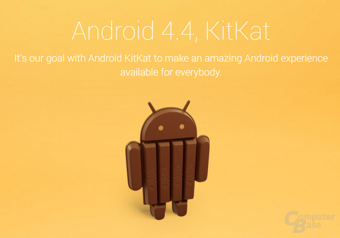 "Android 4.4 ""KitKat"""