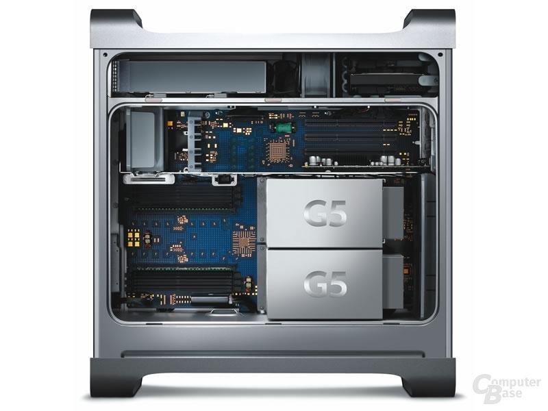 Apple Power Mac G5 im Inneren