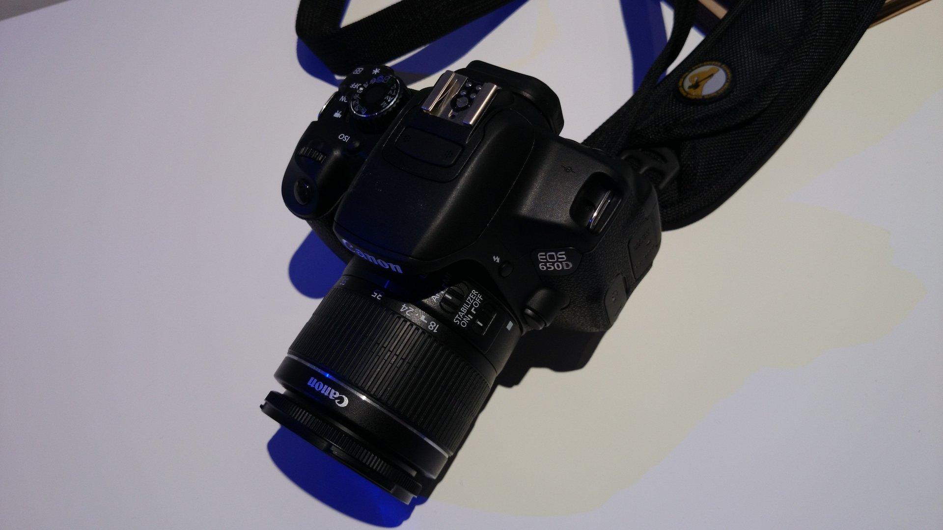 Sony Xperia Z1 – Kamera (Rückseite)