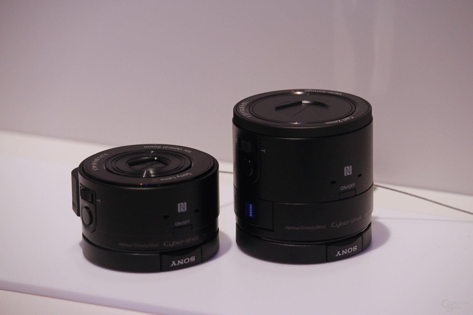 QX10 und QX100