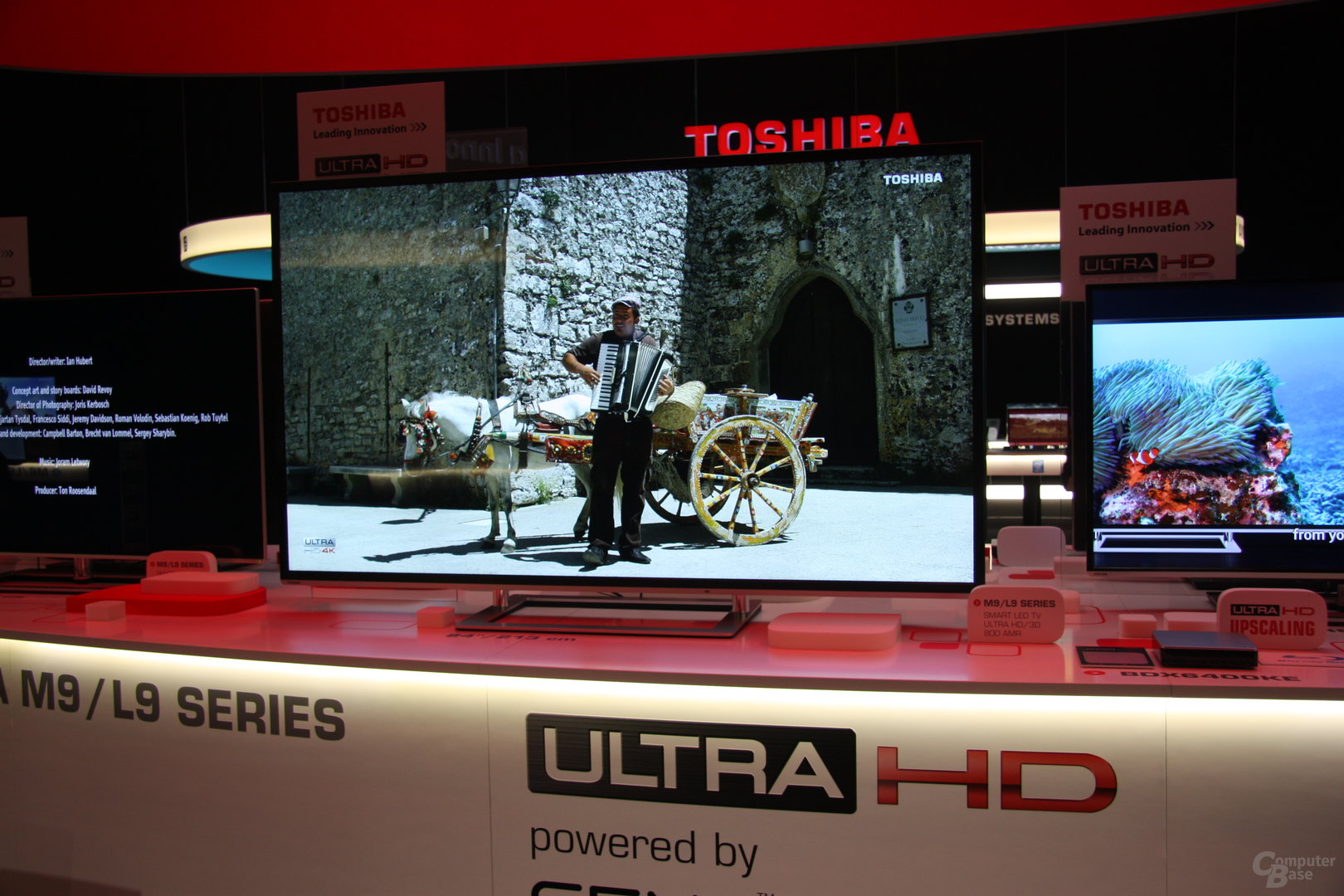 Toshiba 84M9363DG UHD-TV
