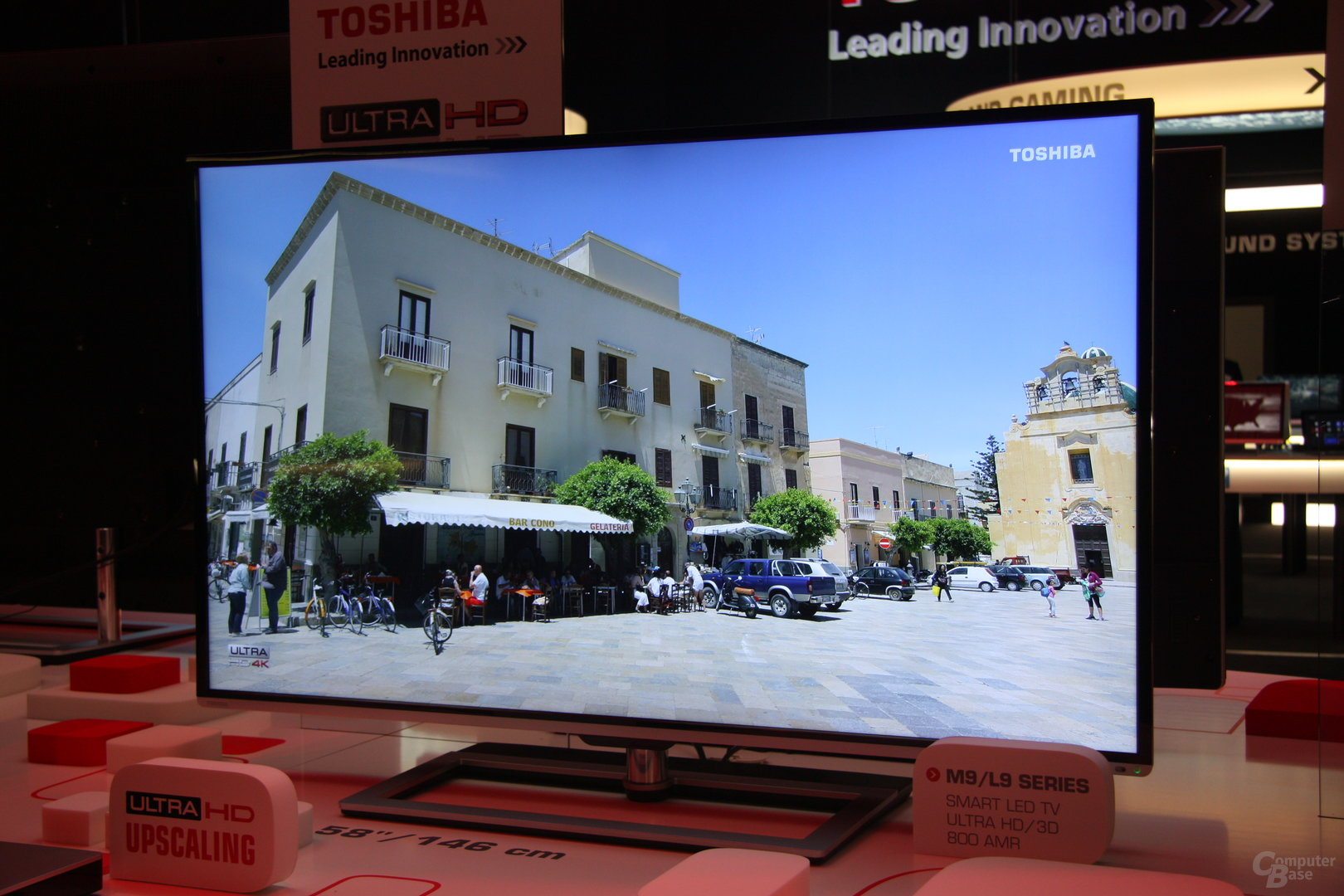Toshiba 58M9363DG UHD-TV