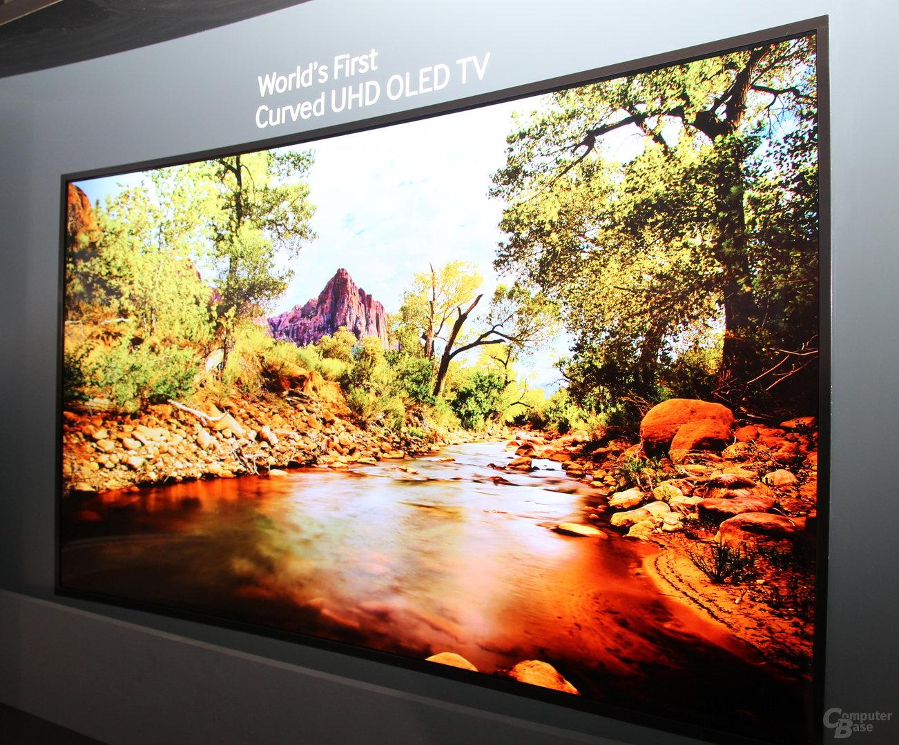 Samsung OLED-UHD-Fernseher