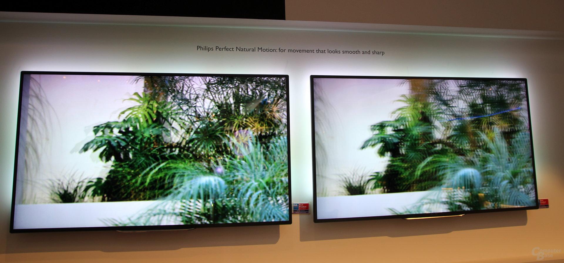 Philips 65PFL9708S und 84PFL9708 UHD-TV