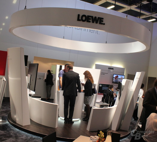 Loewe Einzelhandelskonzept (POS)