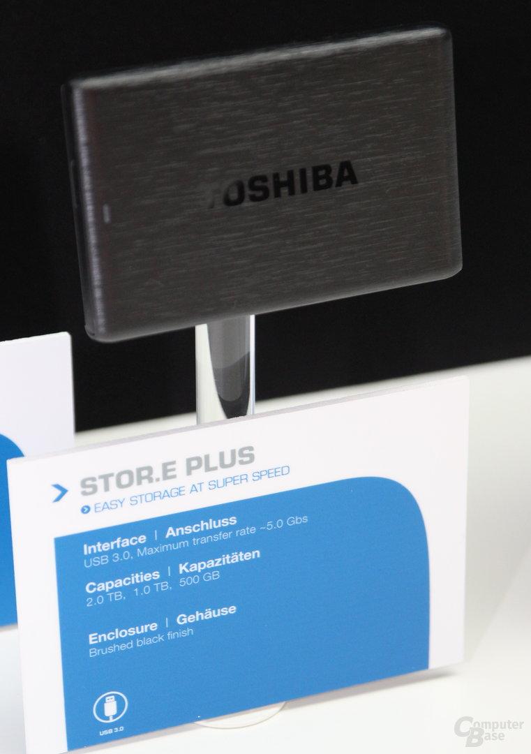 Toshiba STOR.E Plus