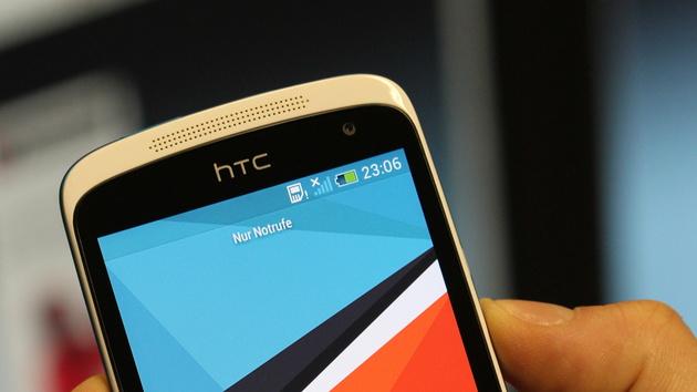 HTC Desire 500 im Test: Ein faires Angebot in der Mittelklasse