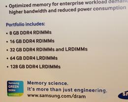 Große DDR4-Module von Samsung in Planung