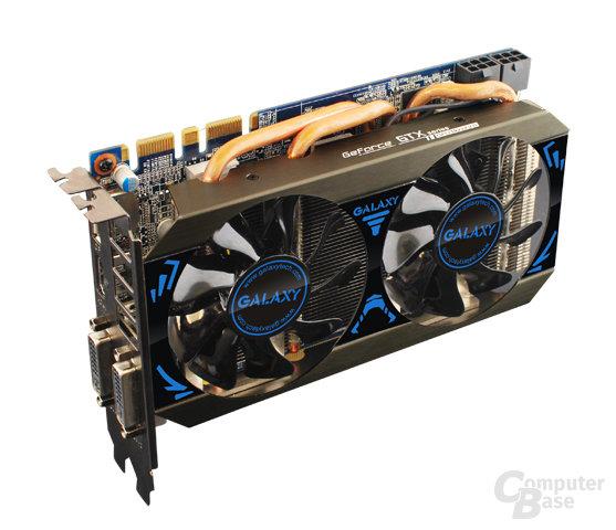 Galaxy GeForce GTX 760 GC Mini