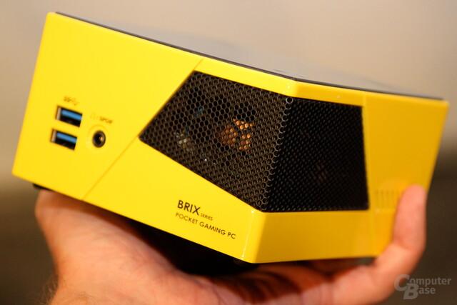 Gigabytes aktualisierte Brix-Mini-PC-Serie