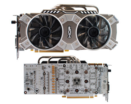 KFA² GeForce GTX 780 HOF