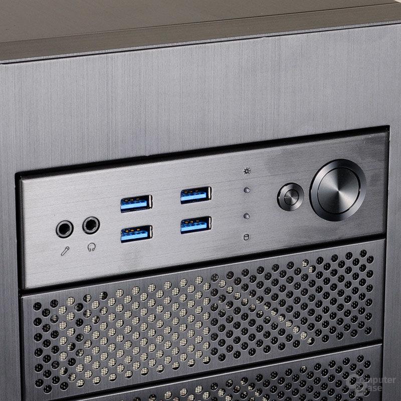 Lian Li PC-D600
