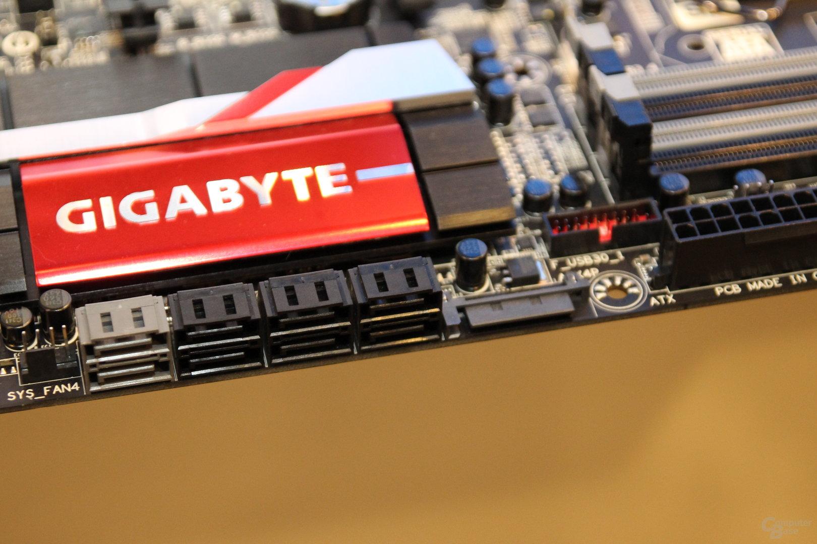 Gigabyte GA-Z87X-UD5 TH